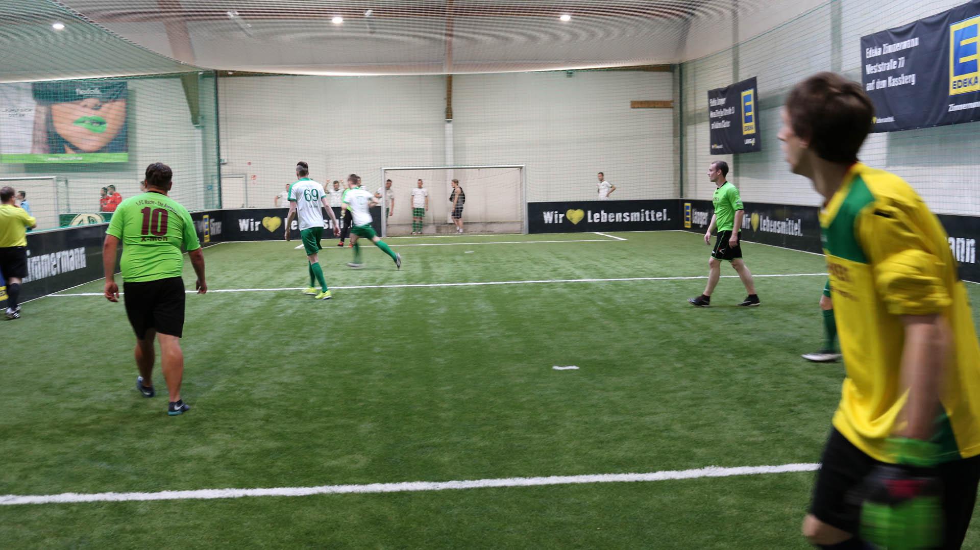 gründung indoor soccer